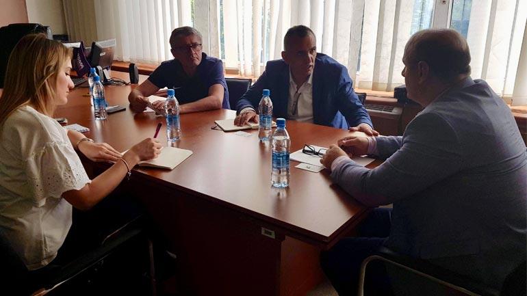 OAK krijon vija të komunikimit me shefin e grupit parlamentar të NISMA