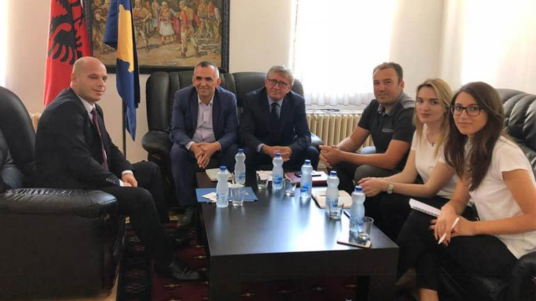 Ministria e Diasporës gati për të bashkëpunuar me projekte konkrete