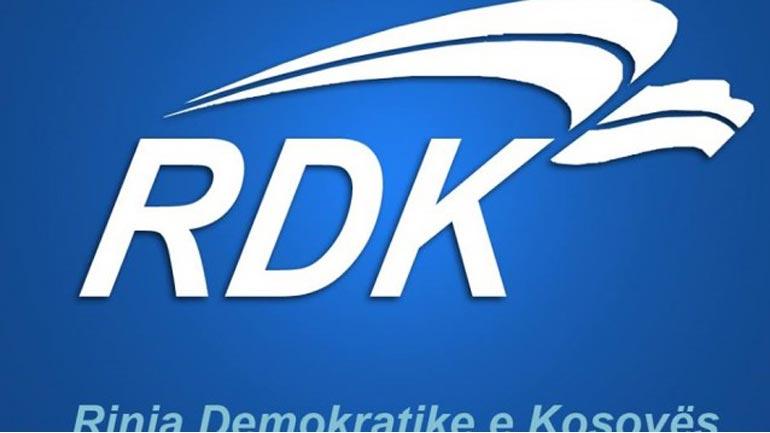 Edhe Cernica organizon zgjedhjet e RDK-së
