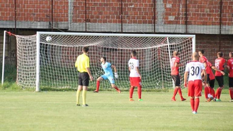 Gjilani bindës kundër Teutës, fiton me rezultat 3 me 1