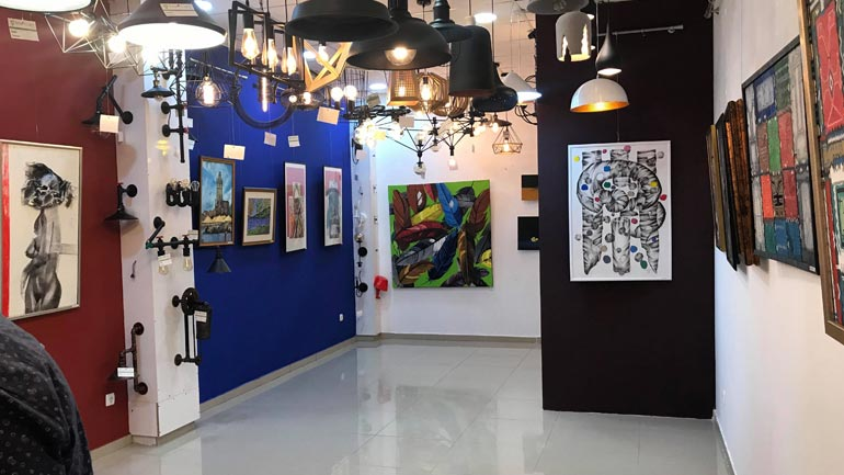 """Në Gjilan është hapur galeria shitëse """"Smart Gallery"""""""