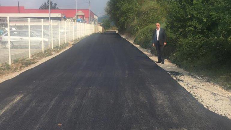 Në Komunën e Vitisë u asfaltuan sot edhe tri rrugë