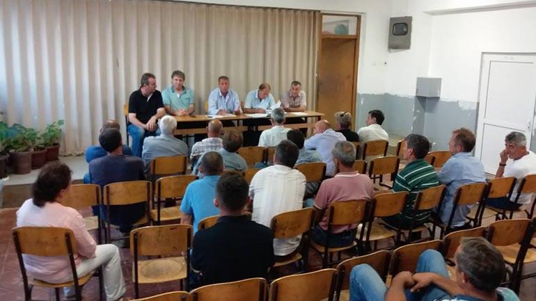 U mbajtën dëgjimet publike për buxhetin 2019-2021 në Gërmov, Vërban e Smirë