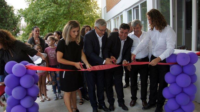 Inaugurohet Akademia e Edukimit Hello, Lutfi Haziri përgëzon pronarin për krijimin e kushteve europiane për edukim