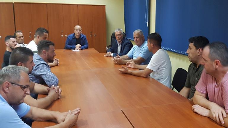 LDK e Dobërçanit fton në mobilizim të partisë për ta rrëzuar qeverinë