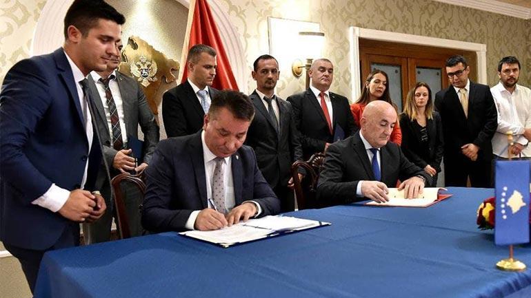 Marrëveshje Bilaterale për Transport Ndërkombëtar të Mallrave dhe Njerëzve