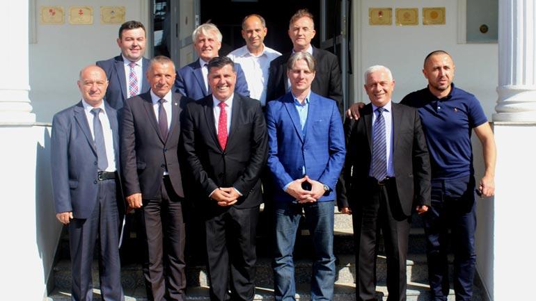 Haziri mbështet të drejtën e shqiptarëve të Preshevës, Medvegjës dhe Bujanocit për bashkim me Kosovën