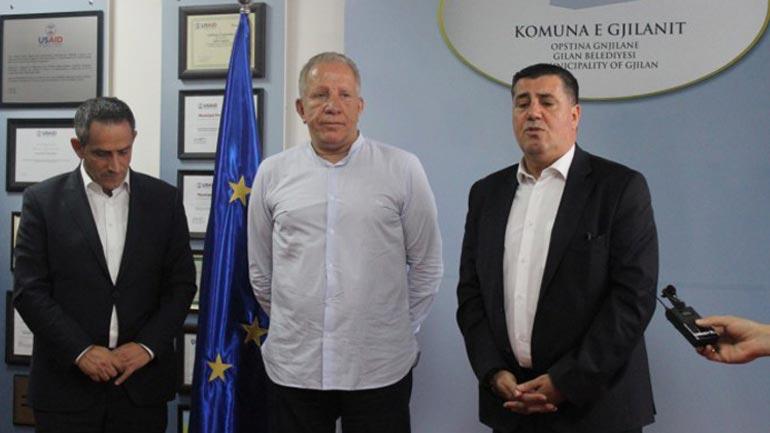 """Haziri: 800 mijë euro të qeverisë janë për përfundimin e lumit """"Mirusha"""""""