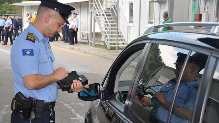 Policia me masa aktive në funksion të krijimit të një sigurie më të madhe në rrugë