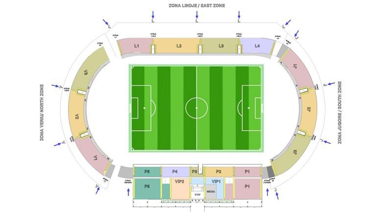 Ja sa kushtojnë dhe ku mund t'i gjeni biletat për ndeshjen Drita – Prishtina