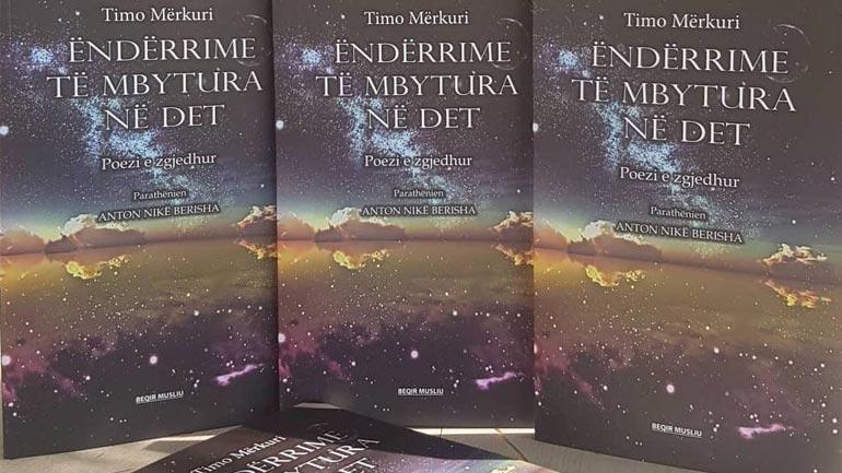 Poezia e zgjedhur e Timo Mërkurit në një libër të ri!