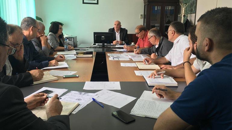 Bordi i Drejtorëve diskutoi për Draft Buxhetin komunal 2019-2021