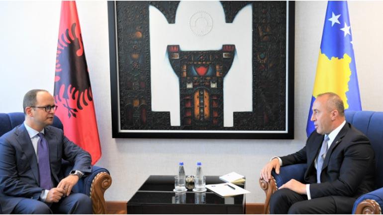 Haradinaj: Kosova dhe Shqipëria duhet t'i ndryshojnë parametrat ekonomik dhe t'i heqin barrierat burokratike