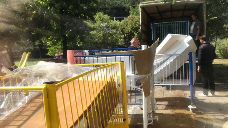 Komuna e Kamenicës ka pranuar donacione nga Zvicra