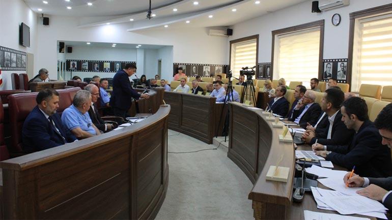 """Kryetari Haziri mobilizon të gjithë udhëheqësit e institucioneve për aksionin """"Ta pastrojmë Gjilanin"""""""