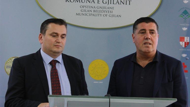 Haziri: Komuna e Gjilanit ka potencial dhe resurse për investime të huaja