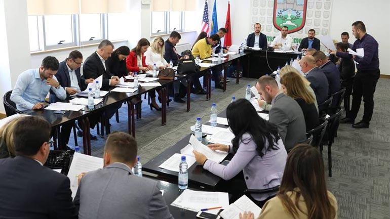 Kuvendi Komunal i Kamenicës miratoi buxhetin për vitin 2019