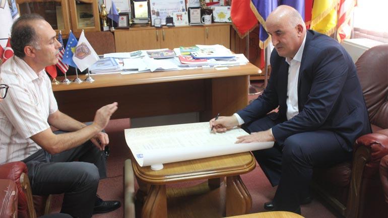 Kryetari i Vitisë ka nënshkruar sot Kartën e Energjisë