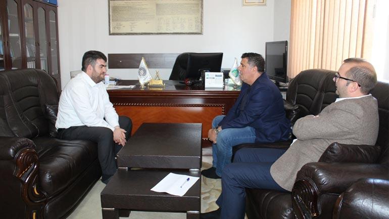 """Kryetari i Gjilanit vizitoi Këshillin e Bashkësisë Islame dhe medresen """"Alauddin"""""""