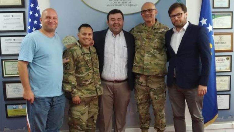 Në Gjilan do të ekspozohet makineria ushtarake e KFOR-it amerikan në Kosovë