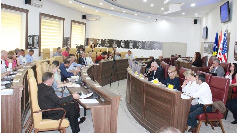 Kuvendi Komunal i Gjilanit miraton buxhetin 2019
