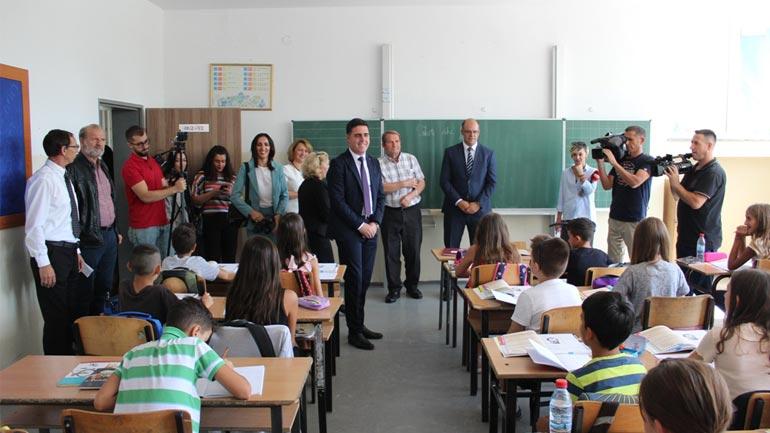 Gjilani ndryshon pozitivisht mësimdhënien e nxënien nga klasat tre deri në pesë