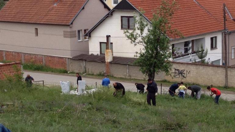 """""""Ta pastrojmë Gjilanin"""", po vazhdon aksioni nëpër fshatra e lagje të ndryshme"""