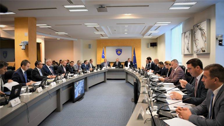 Qeveria e Kosovës, ka miratuar tri ligjet që kanë të bëjnë me procesin e tranzicionit të FSK-së