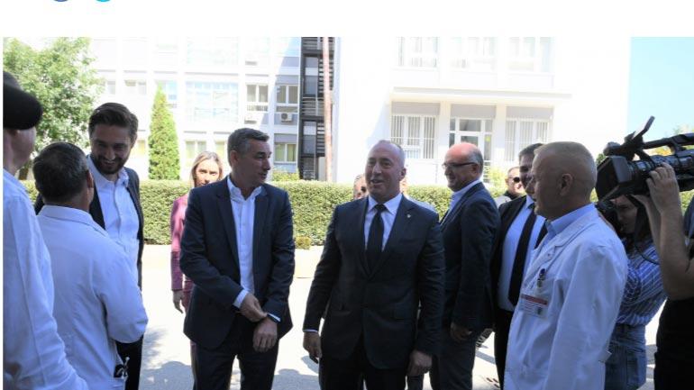 Haradinaj: Shëndetësia ka qenë e lënë pasdore, është hera e parë që ka ndryshuar diçka