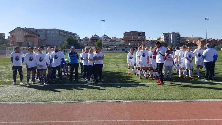 """Gjilani organizon panairin e sportit dhe turneun në futboll të femrave """"Fadil Vokrri"""""""