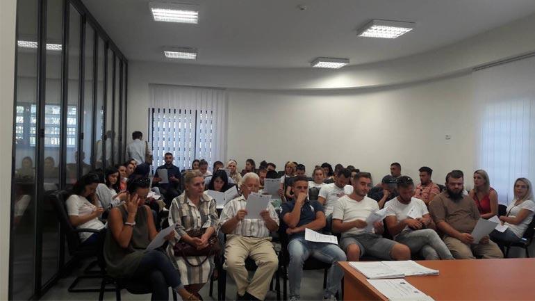 Gjilani njofton të rinjtë për procedurat dhe mënyrën e aplikimit në programin e USAID-it, EMPOWER