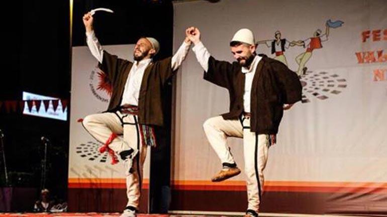 """Ansambli """"Kemajl Azizi"""" ngadhënjeu në Festivalin e """"Valles Dyshe"""""""