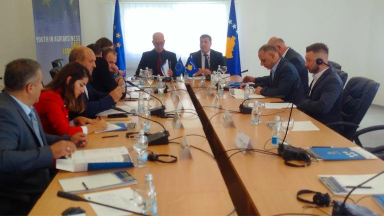 Haziri: Lajmi i mirë është që Zyra e BE'së në Kosovë e ka konfirmuar financimin e AZHR've