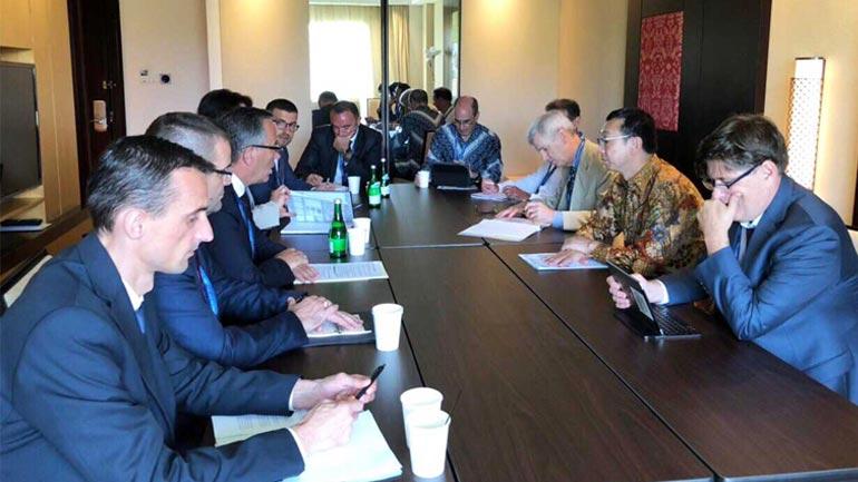 MF: FMN e përkushtuar për ti ndihmuar dhe mbështetur reformat e Ministrisë së Financave