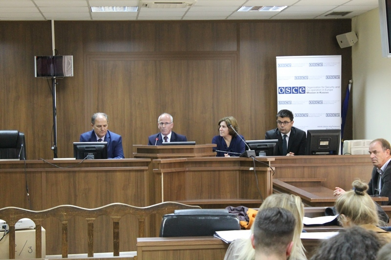 Prokuroria e Gjilanit: Gjatë 24 orëve të fundit janë ngritur 10 aktakuza kundër 11 personave