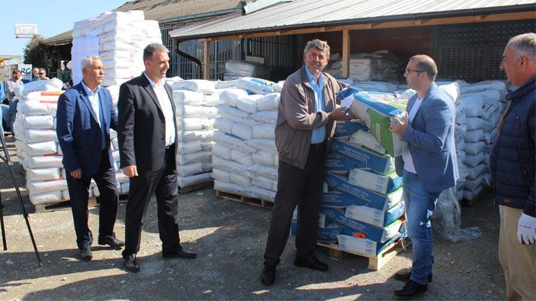 Gjilani subvencionon 847 fermer për mbjelljet vjeshtore