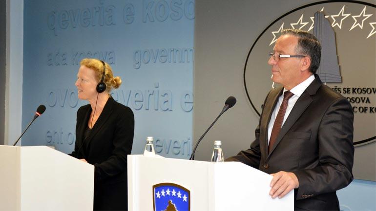 """Kosova vazhdon të ruaj stabilitetin makro fiskal"""