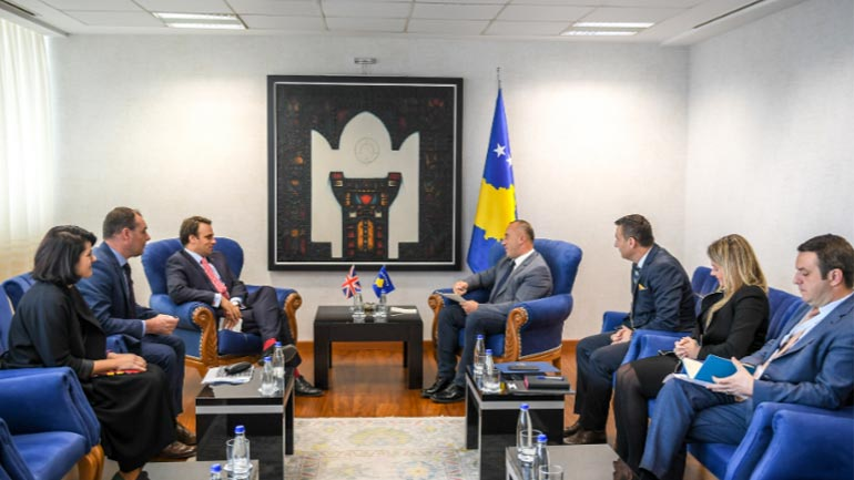 Haradinaj: Avancimi i arsimit në vend, prioritet i Qeverisë