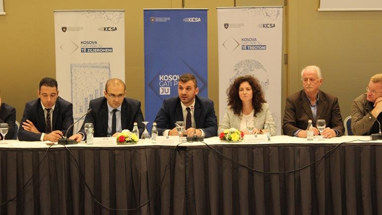 MTI mbështet rritjen e konkurrueshmërisë në ekonominë kosovare dhe eksportin e prodhimeve vendore
