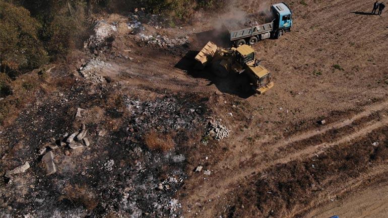 Vazhdon aksioni për pastrimin e Kamenicës