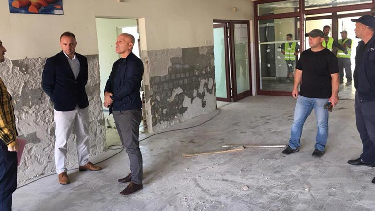 Fillon renovimi i QKMF-së në Kamenicë
