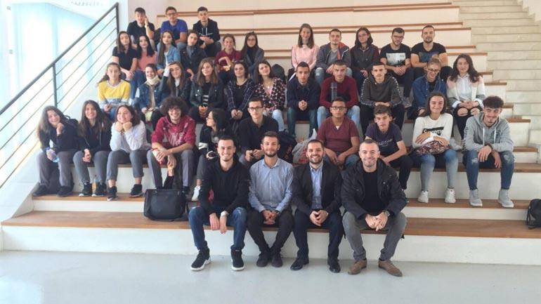 Mustafa: Këshillat e Nxënësve dhe Parlamenti Studentor do të jenë fokus i sektorit për rini