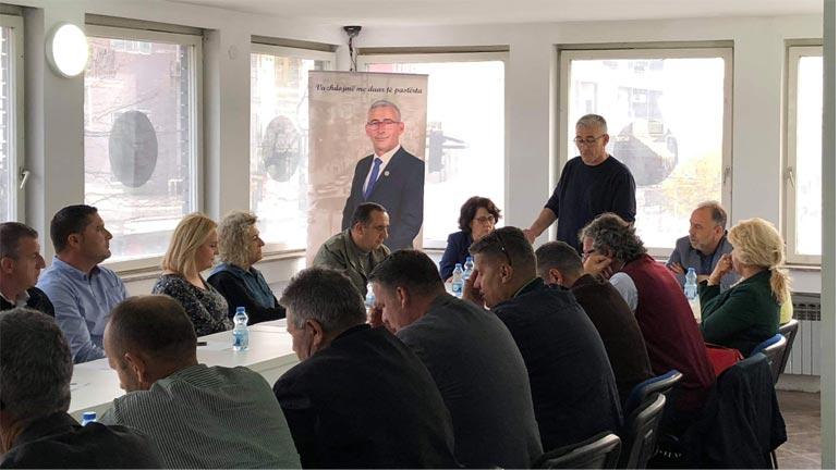 AAK: Kryesia e re e zgjedhur sot, premtuese për një Gjilan modern
