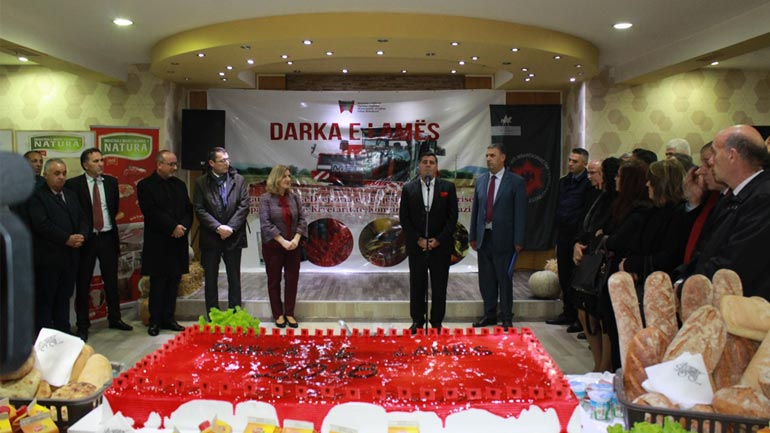 """Gjilani ka organizuar festën e falënderimeve """"Darka e Lamës"""""""