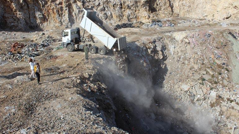 Gjilani nis aksionin për largimin e deponive ilegale