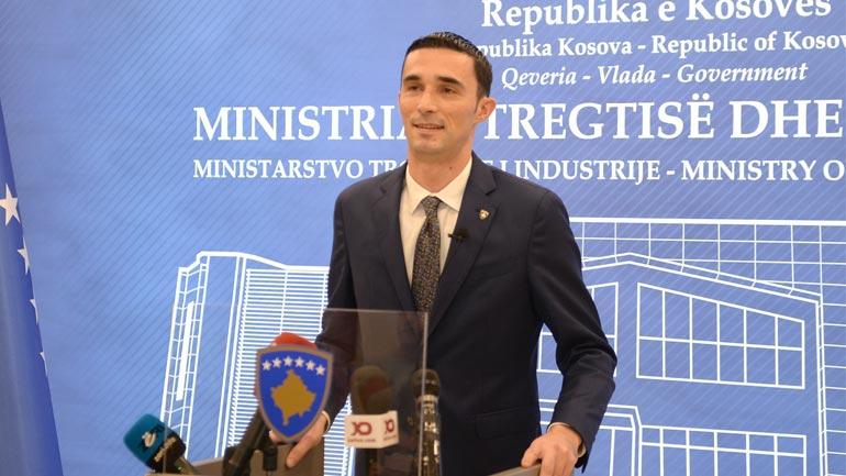 Ministri Shala apel bizneseve: Mos i rritni çmimet, të bëhemi bashkë për forcimin e Kosovës