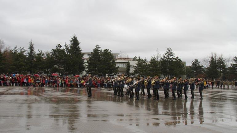 """FSK-ja me aktivitete të shumta shënoi """"Ditën e Forcës"""" në të gjitha kazermat e saj"""