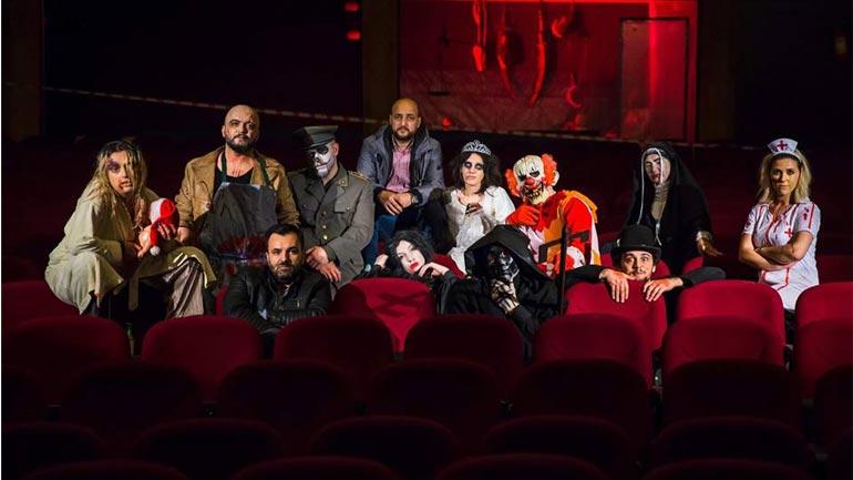 Teatri i Gjilanit me shfaqje dhe performancë të jashtëzakonshme për Halloween