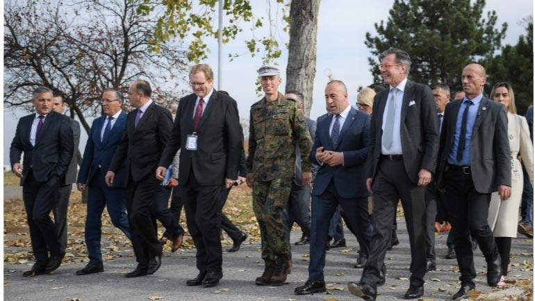 Haradinaj: Po krijojmë një bazë të fortë të një miqësie Kosovë-Gjermani