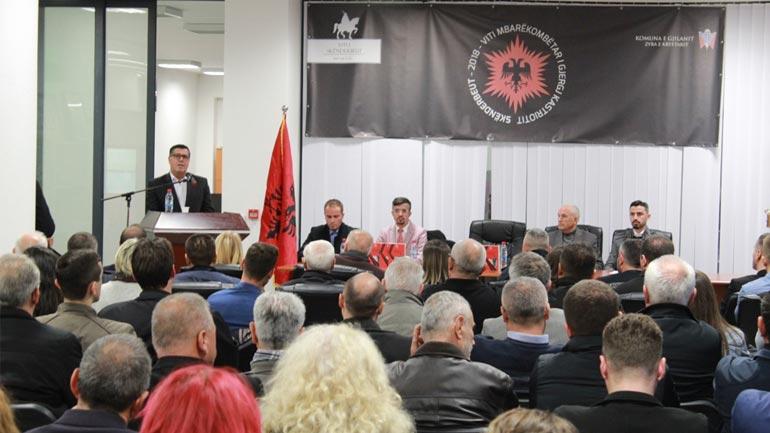 """Në Gjilan promovohet libri """"Idriz Seferi një jetë për Shqipëri"""""""